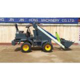 Electric loader mini skid steer loader for working