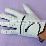premium 100% cabretta leather golf gloves