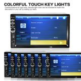 2 Din Multimedia Android Double Din Radio 3g For VW Skoda