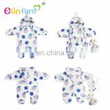 Wholesale top quality Cute Bodysuit Romper unisex baby romper winter newborn baby clothes