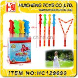 New design outdoor game 46CM machine toy soap bubble toy with EN71