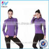 Yihao 2016 Spring new fashionlawn tennis sports wear custom patchwork tennis clothing