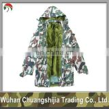 mens woodland camo military parka jacket