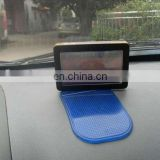 (Super Sticky)PU Car dashboard sticky pad,Dashboard anti slip pad