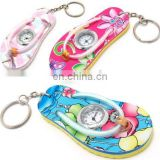 Promotional Gifts Slipper Keychain Watch
