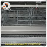 Hot Sale Mozambique Poultry Farming Equipment - Battery Chicken Cage & Layer Cage & Chicken Coop & Hen Coop & Laying Hen Cage in Chicken Shed Image