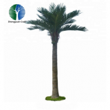 artificial plastic 20meter height coconut tree for decoration