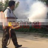 agricultural battery operated backpack pesticide sprayer pest control fogging machine