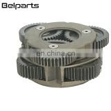 Belparts travel carrier for excavator parts 7117-30280 EC210  final drive 1st 2nd carrier