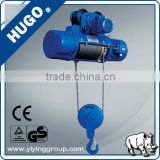 Pay Attention--15Ton Electric Wire Rope Hoist with Double Girder Trolley---- Cable Hoists