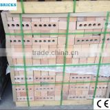 Yellow Facing Brick, Building Brick, Wall Brick, House Brick, Extrusion Brick
