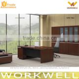 WORKWELL Hot Sell Particle Board Executive Office Table/Manager table S4-200B                                                                         Quality Choice