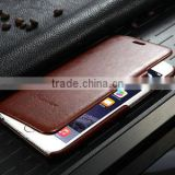 New Coming Mobile Phone Accessary Case for iPhone 6, for iPhone 6 Plus Case, Leather Book Case for iPhone 6 Plus