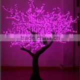 indoor mini led tree waterproof artificial Led cherry tree/led cherry blossom tree light