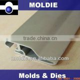 Anodized aluminium profile for refrigerators handle                                                                         Quality Choice