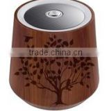 Bamboo Wood Speaker High Quality, Wood Blue Tooth Speaker