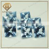 Hot sale spinel gem blue 104# gemstone jewelry spinel stone