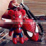 Fashion Anime The Avengers Key Chain Wholesale Fashion Cos New Hot Captain America Key Chain