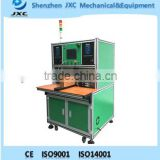 China lithium ion battery making machine battery spot welding machine TWSL-600