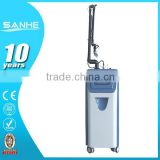 Sun Damage Recovery Factory Price CO2 Eliminate Body Odor RF Fractional Laser Facing Lifting Machines