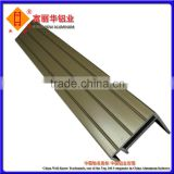 Beautiful Appearance Triangle Aluminum Extrusion Profile made in China for Hot Sale
