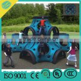 newest design climbing fitness machine for children exercise
