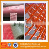 factiory supply polyurethane coated wire mesh net , polyurethane screen mesh (BV certification)