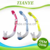 China supplier good quality cheap kids diving swimm snorkel for swimming pool game