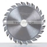 Woodworking T.C.T Adjustable Scoring Saw Blade /Solid carbide Wood Cutting Circular Saw Blade