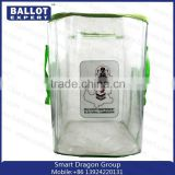 Hot New Products For 2015 Ticket Box/ Collapsible Pvc Ballot Box