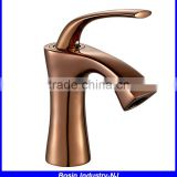 coloured brass antique basin faucet bathroom                                                                         Quality Choice