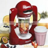Smoothie Maker As Seen On TV,red and white color, CE & ROHS certified work top blender