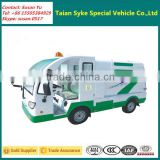 Convenient Self Loading Electric Garbage Collect Truck for Sale