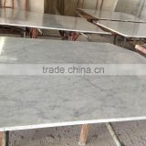 White Marble Carrara White Polished Marble Tile/Slabs Selling