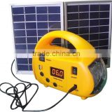Good Quality 10W portable Solar multi-functional generator systems, portable solar power system