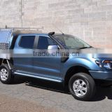 Checkerplate Canopy for Dual Cab Ford FT6 for sale