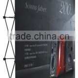 Good quality Trade Show display Pop up banner stand 225cmx225cm