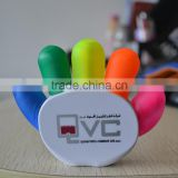 Hot Selling Palm Highlighter With Logo Hand Shaped Highlighter Makeup