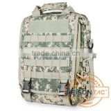 Tactical Laptop Backpack with 1000D high strength waterproof Cordura