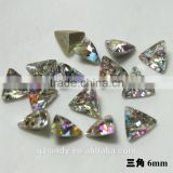 Charming Crystal Big Size Nail Art Diamond Sharp Botton Nail Rhinestone Diy Nail Salon Beauty Decoration
