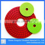 china factory direct selling marble floor polishing pads abrasives tool for Marble Granite Concrete Terrazzo