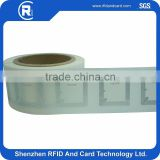 NFC Forum Tag TYPE 2,ISO/IEC 14443 NTAG216-4040 HF RFID Inlay for ISO card making factory
