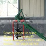 tractor drilling machine hole digging machine