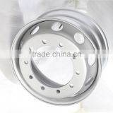 China Tubeless Steel Custom 8.25 Semi Truck Wheel