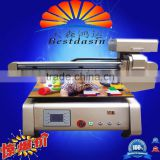 a1 uv flatbed printer with LCD touch panel/ ball screw drive/ powerful servo motor a1 UV printing machine