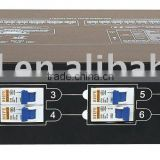 DMX Controller Dimmer Power Pack 6CH Pro SEC2006a