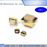 High Frequency High Voltage Transformer Designed with EI Ferrite Core for Inverter, Converter