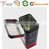 China made custom wholesale printed tin box for tea soap                                                                                                         Supplier's Choice