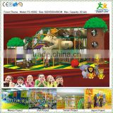Free designs CE & GS eco-friendly LLDPE indoor children playground with different themes