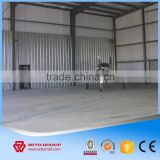 Hot Sale Hangars For Warehouses PU Insulation Sandwich Panel Wall Corrugate Sheet Roof Sheel Structure System with Drawings